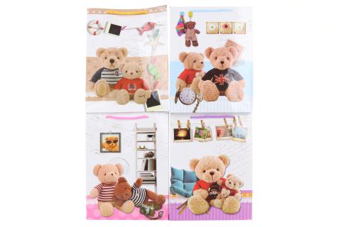 Dárková taška medvídek