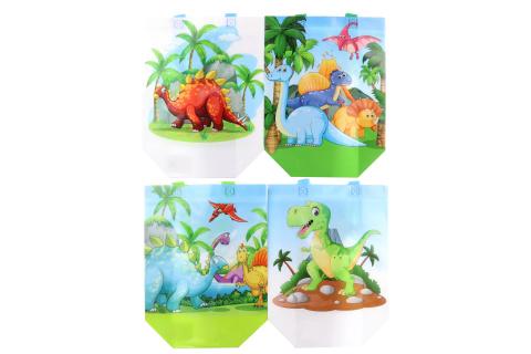 Dárková taška dinosauři