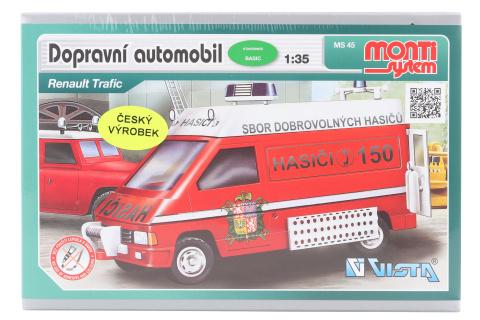 Monti System MS 45 - Dopravní automobil