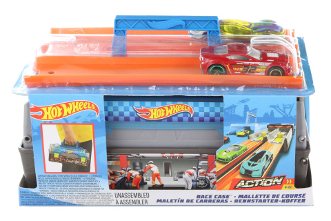 Hot Wheels Závodní krabice herní set CFC81
