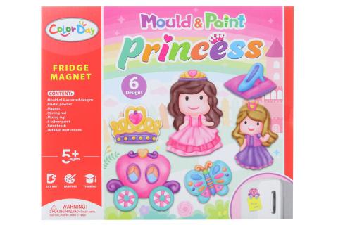 Výroba magnetů - princezny