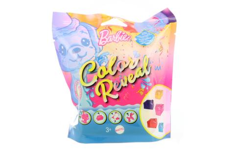 Barbie Color Reveal zvířátko konfety TV 1.9.-31.12.2021