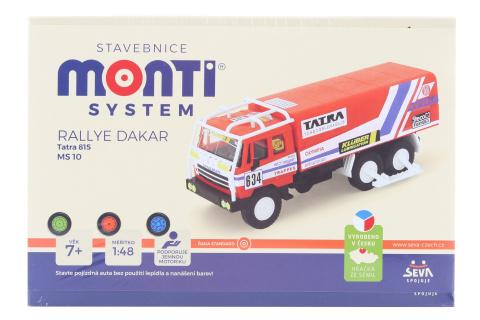 Monti System MS 10 - Rallye Dakar
