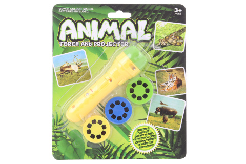 Projektor safari