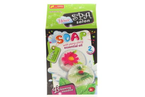 Výroba mýdla - kvetoucí louka