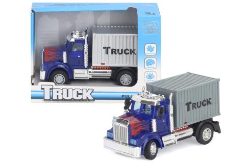 Auto kamion na baterie