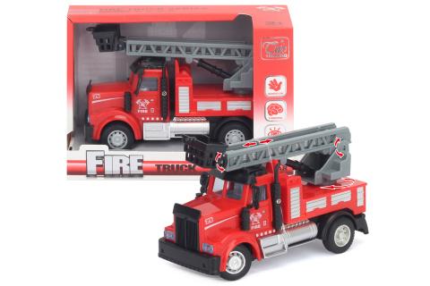 Auto hasičské na baterie