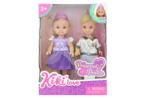 Panenka princezna s princem