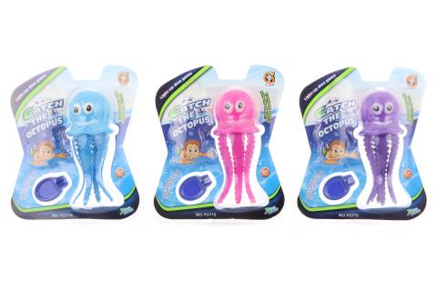 Chobotnice na potápění se světlem