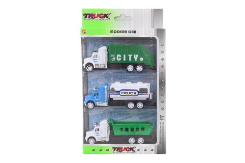 Sada 3 ks kamionů