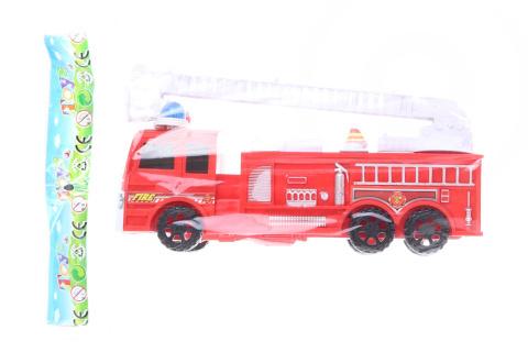 Auto hasičské v sáčku