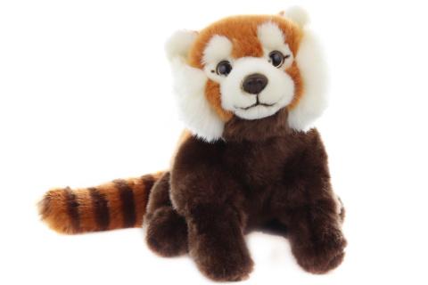 Plyš Panda červená 26 cm