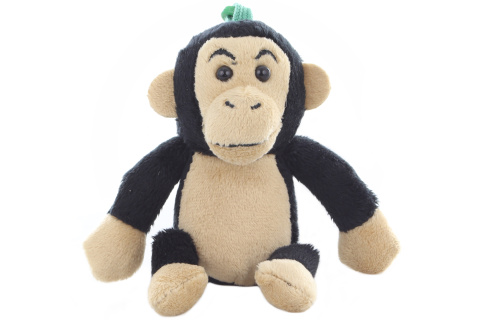 Plyš Šimpanz klíčenka 24/bal
