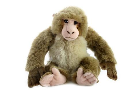 Plyš Makak opice 36 cm