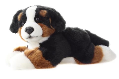 Plyš Bernský salašnický pes 25 cm