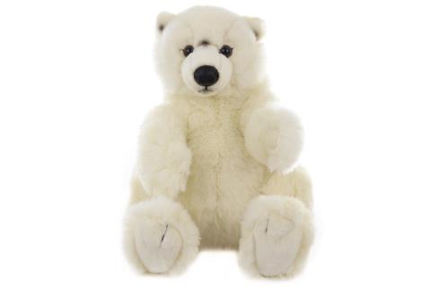 Plyš Lední medvěd 33 cm