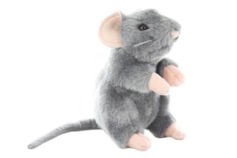 Plyš Myš 16 cm