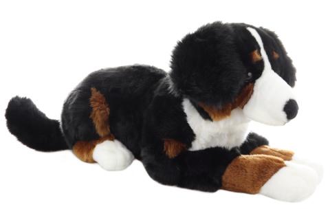 Plyš Bernský salašnický pes 65 cm