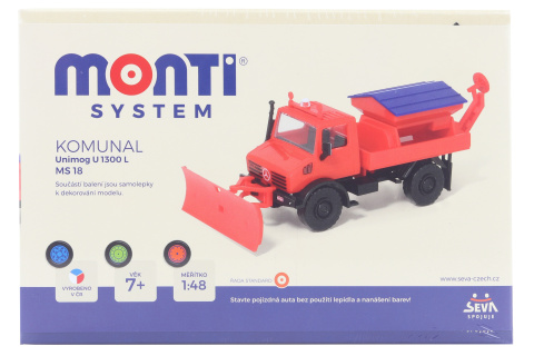 Monti System MS 18 - Communal