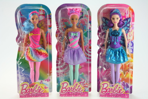 Barbie Víla  DHM50
