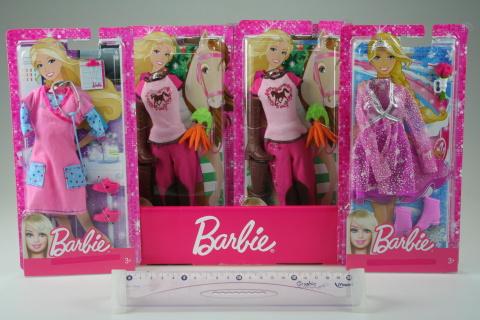 Barbie Šaty Y6786