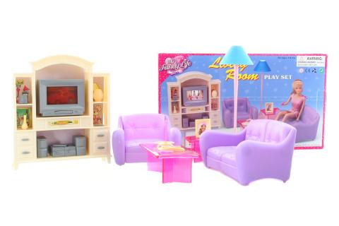 Glorie Obývací stěna s televizí