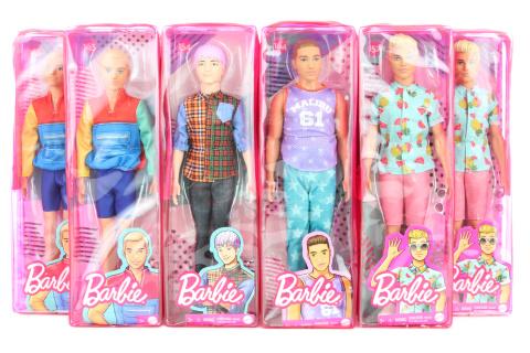 Barbie Model Ken DWK44 TV 1.9.-31.12.2021