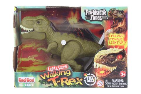 T-Rex natahovací