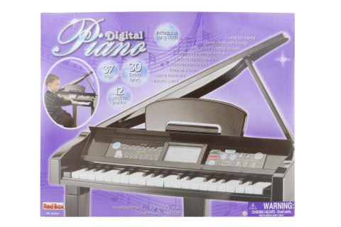Klavír na baterie