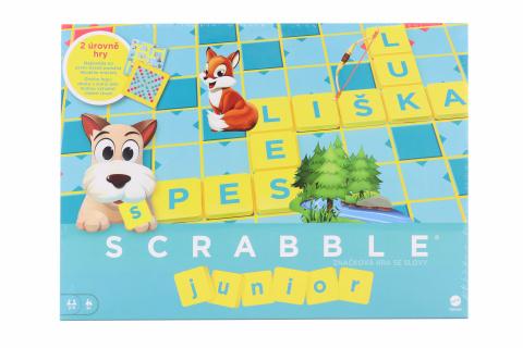 Scrabble.Junior česká verze Y9738 TV 1.11.-31.12.