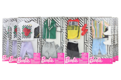 BarbieKenovy oblečky FKT44