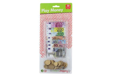 Hrací peníze - Eura