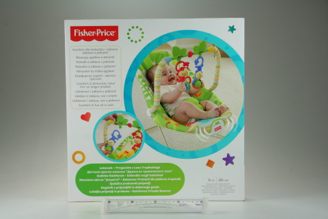 Fisher Price BG Sedačka rainforest BCG47