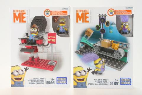 Mega Bloks Mimoňové malý set DMV29