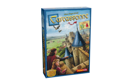 Carcassonne základ