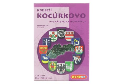 Kde leží Kocúrkovo