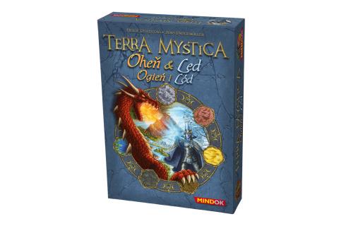 Terra Mystica - rozšíření Oheň a led