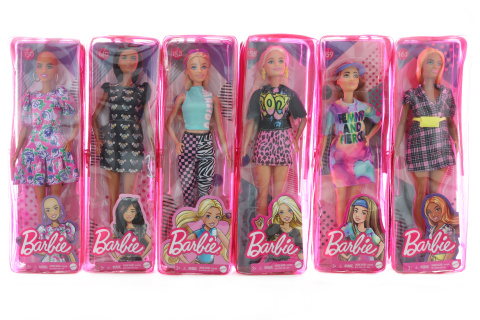 Barbie Modelka FBR37  TV 1.4.- 30.6.2021