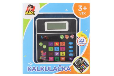 Kalkulačka se zvukem