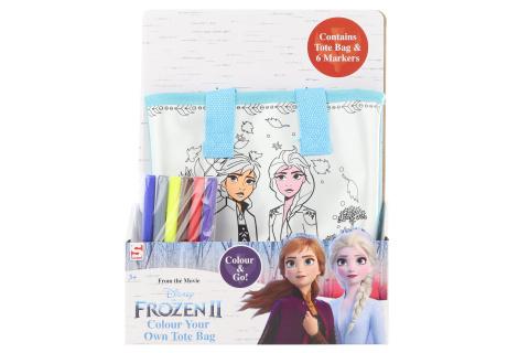 Vybarvovací taška Frozen II