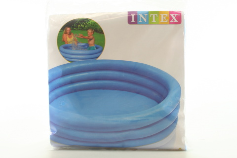 INTEX Bazén modrý 114 x 25 cm 59416