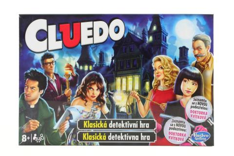 Spol. detektivní hra Cluedo TV 1.9.-31.12.2020