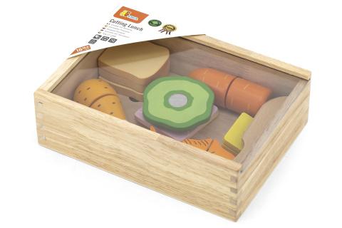 Dřevěné jídlo