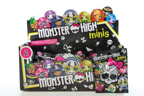 Monster High Minis FCB75