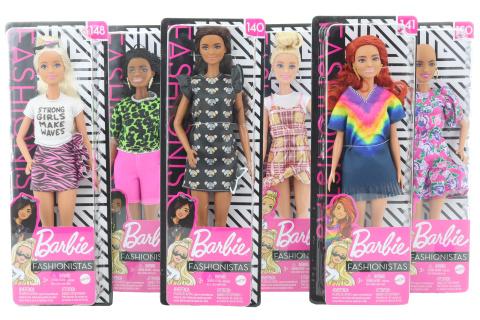 Barbie Modelka FBR37   TV 1.9.-31.12.2020