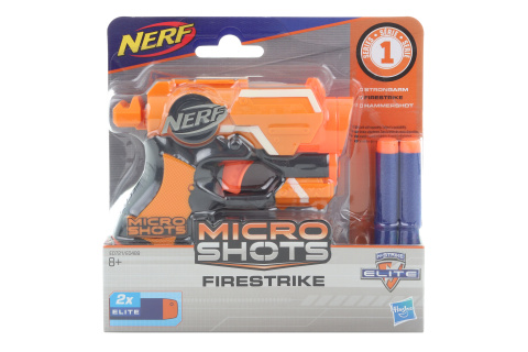 Nerf Microshots Firestrike