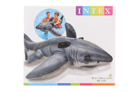 INTEX Vodní vozidlo žralok 173  x 107 cm 57525