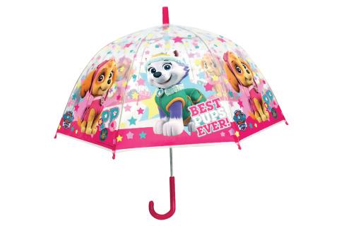 Deštník Tlapková patrola manuální