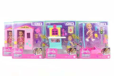 Barbie Příběh z deníku chůvy FXG94