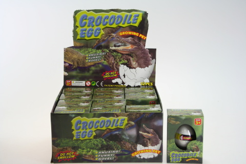 Vejce Krokodýl